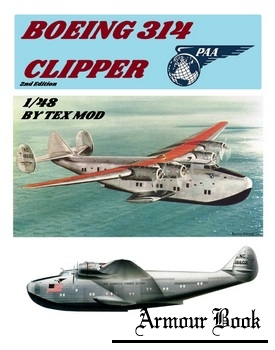 Boeing 314 Clipper [Tex Mod]
