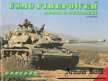 USMC Firepower: Armor & Artillery [Concord 1011]