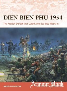 Dien Bien Phu 1954 [Osprey Campaign 366]