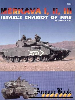 Merkava I, II, III: Israel's Chariot of Fire [Concord 1025]