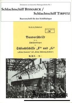 Schlachtschiff Bismarck / Schlachtschiff Tirpitz [Books on Demand]