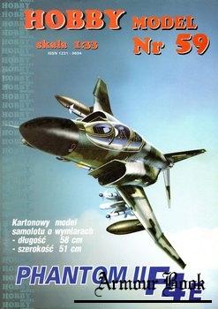 F-4 Phantom II [Hobby Model 059]