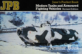Jane's Pocket Book of Modern Tanks and Armoured Fighting Vehicles [Jane's]