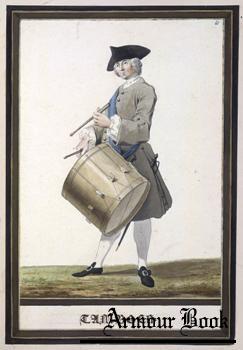 Голландский военный костюм 18-го века. (61 фото)