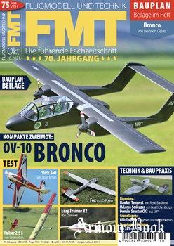 FMT Flugmodell und Technik 2021-10