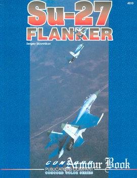 Su-27 Flanker [Concord 4010]