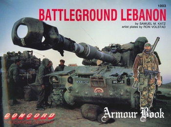 Battleground Lebanon [Concord 1003]