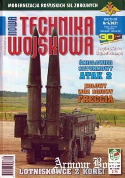 Nowa Technika Wojskowa 2021-09 (363)