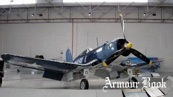 Chance Vought F4U-1A Corsair [Walk Around]