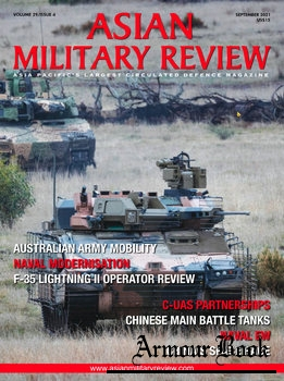 Asian Military Review 2021-09
