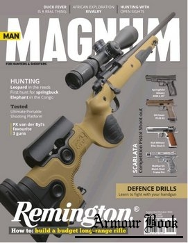 Man Magnum 2021-09-10