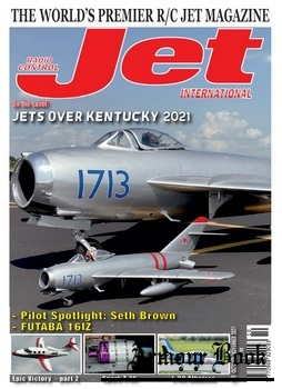 Radio Control Jet International 2021-10-11