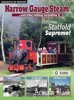 Narrow Guage Steam [Railways of Britain Vol.26]