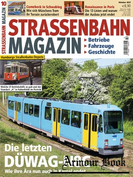 Strassenbahn Magazin 2021-10