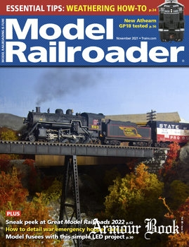 Model Railroader 2021-11