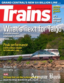Trains Magazine 2021-09
