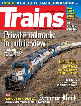 Trains Magazine 2021-10
