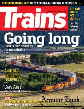 Trains Magazine 2021-11