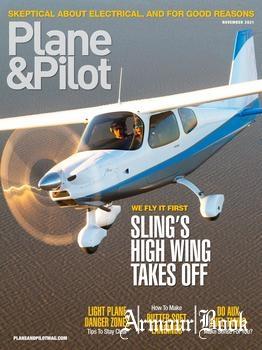 Plane & Pilot 2021-11
