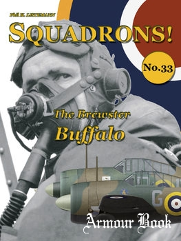 The Brewster Buffalo [Squadrons! №33]