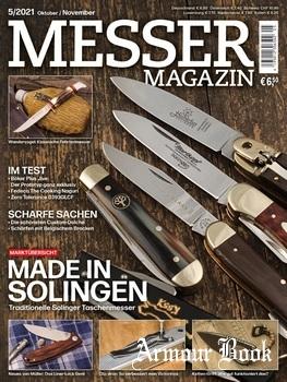 Messer Magazin 2021-05