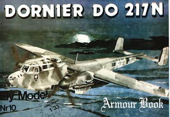 Dornier Do-217N [Fly Model 010]