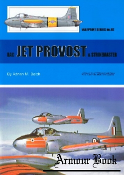 BAC Jet Provost & Strikemaster [Warpaint Series №82]