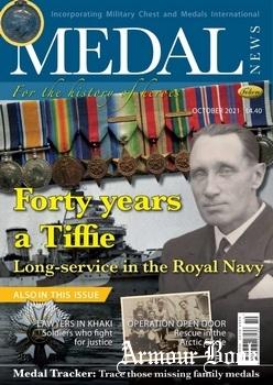 Medal News 2021-10
