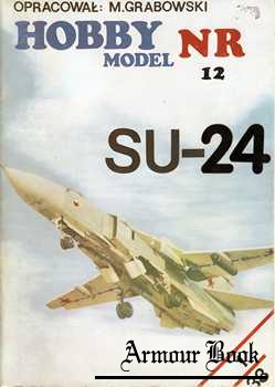 Su-24 [Hobby Model 012]