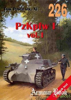 PzKpfw I Vol.I [Wydawnictwo Militaria 226]