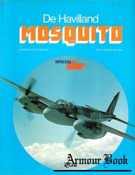 De Havilland Mosquito [Editions Atlas]