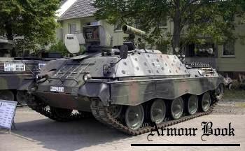 Raketenjagdpanzer 1 (RakJPz 1) Jaguar 1 [Walk Around]