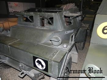 Daimler Dingo Scout Car [Walk Around]
