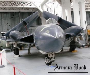 De Havilland Sea Vixen FAW2 [Walk Around]