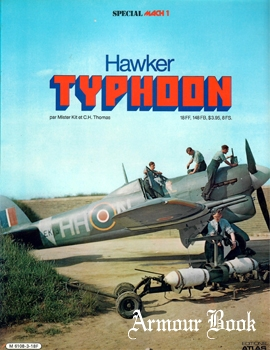 Hawker Typhoon [Editions Atlas]