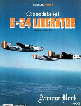 Consolidated B-24 Liberator [Editions Atlas]