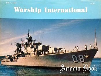 Warship International 1982-01