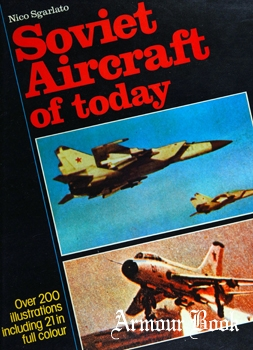 Soviet Aircraft of Today [Arms and Armour Press]