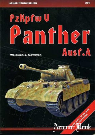 Panther Ausf. A [Armor Photo Gallery 19]