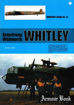 Armstrong Whitworth Whitley [Warpaint 021]
